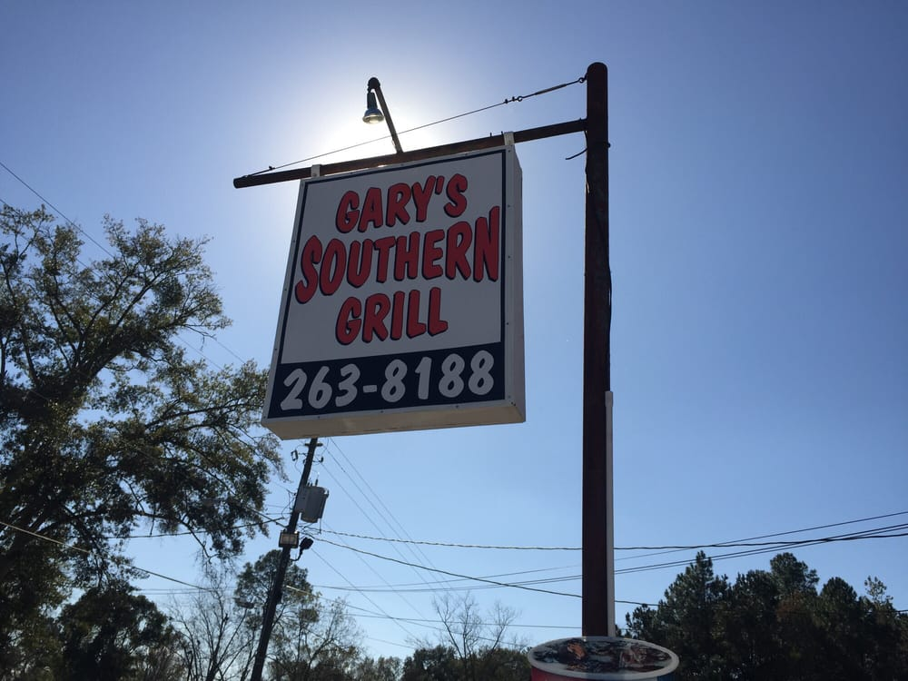 Gary's Southern Grill: 5467 Brown St, Graceville, FL