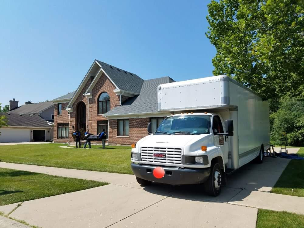 Najera's Moving Company: Round Lake Beach, IL