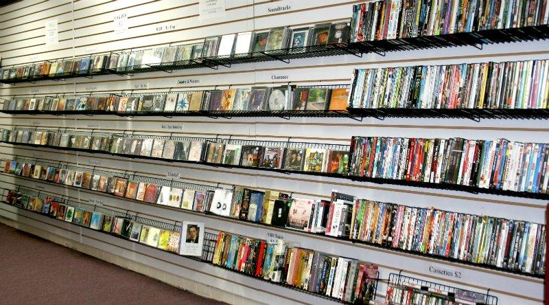Megga Books & Records: 703 S Main St, Horseheads, NY