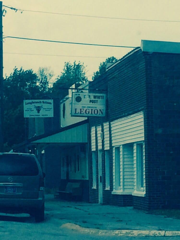 American Legion: 105 N Odon St, Elnora, IN