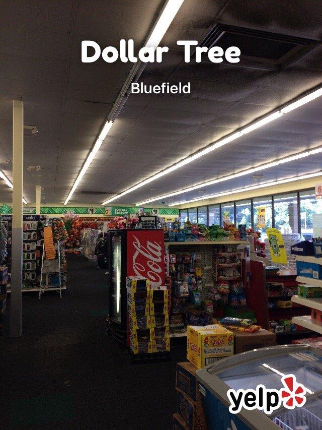 Dollar Tree: 4015 College Ave, Bluefield, VA