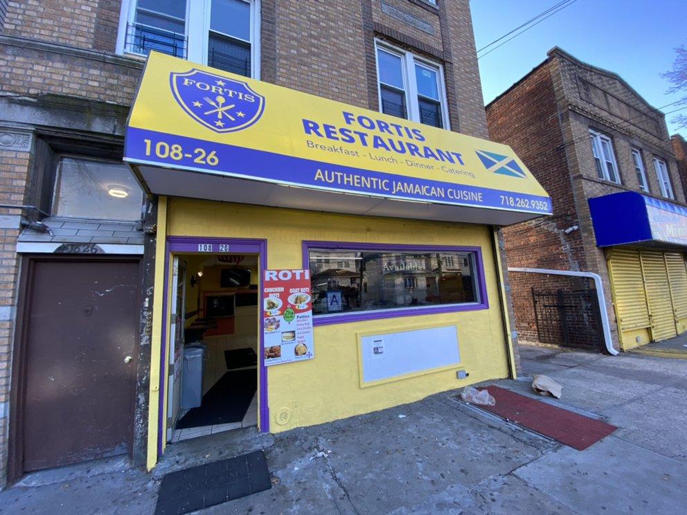 Fortis Restaurant & Bar: 108-26 Guy R Brewer Blvd, Jamaica, NY