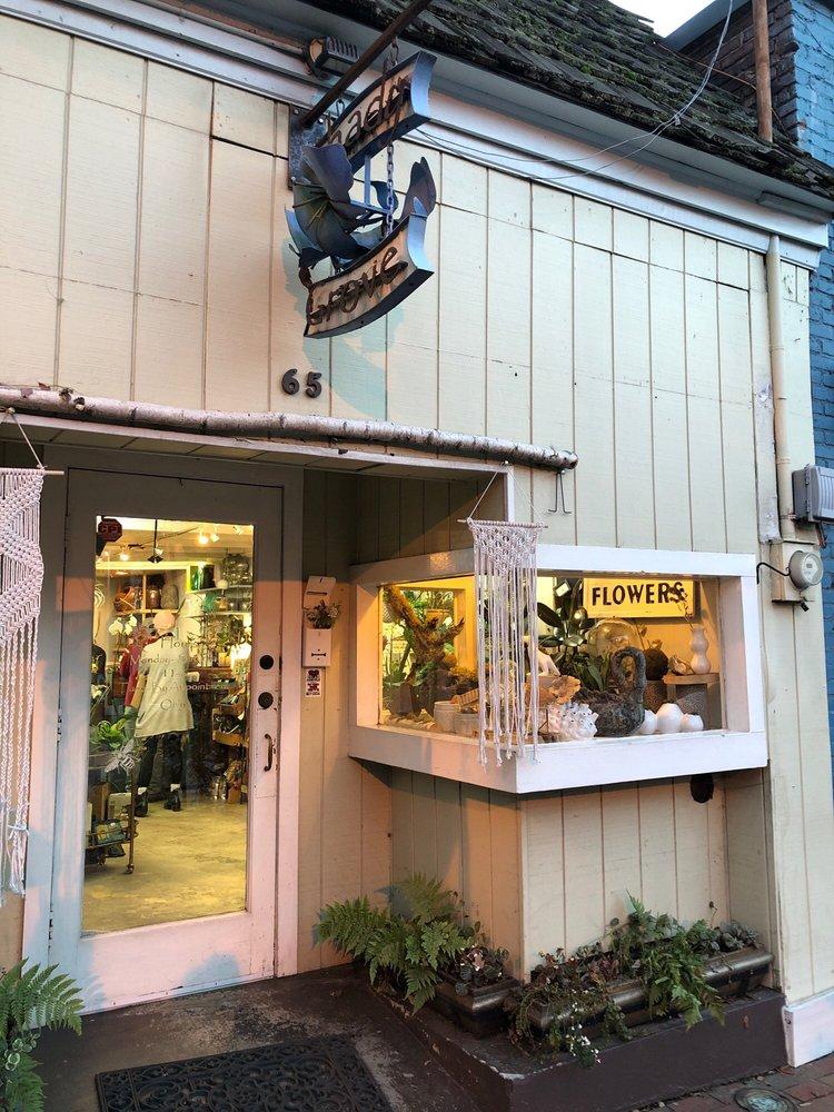 Shady Grove Flowers: 65 N Lexington Ave, Asheville, NC