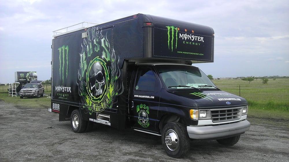 Photo of iCandy Grafix, LLC - McKinney, TX, United States. Truck ...