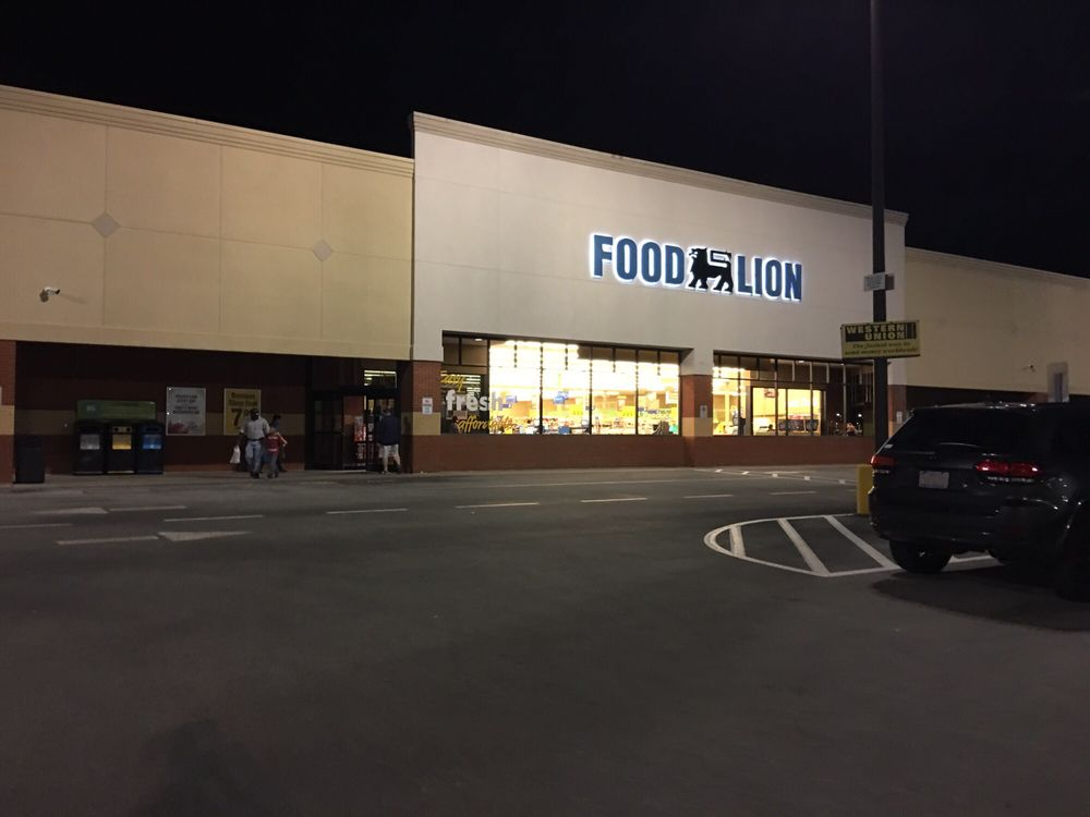 Food Lion: 120 Nc 102 W, Ayden, NC