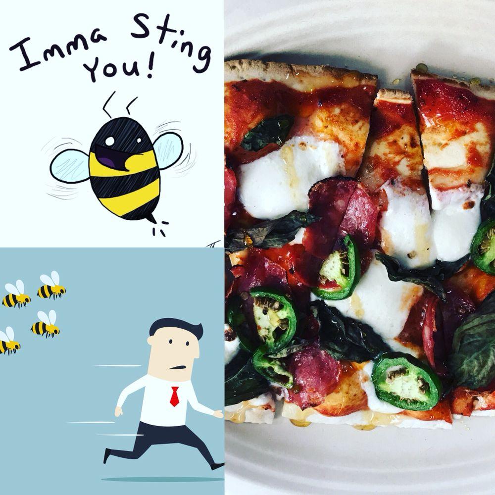Shove it Pizza Truck: Lansing, MI