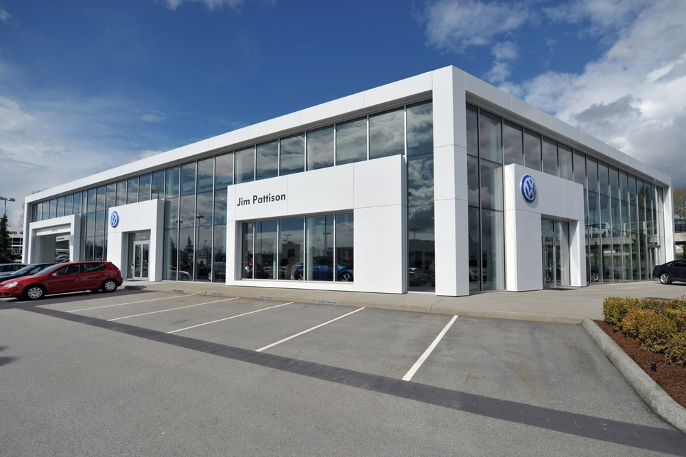 Jim Pattison Volkswagen Surrey Car Dealers 15383