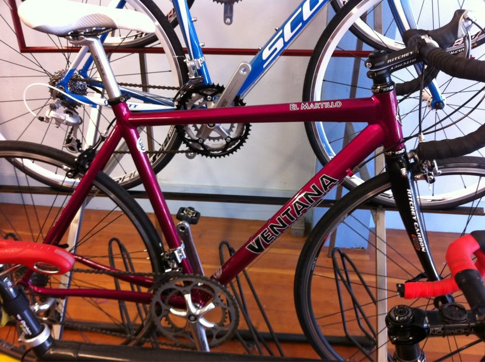 Velo City Bicycle Center: 41 Main St, Winters, CA