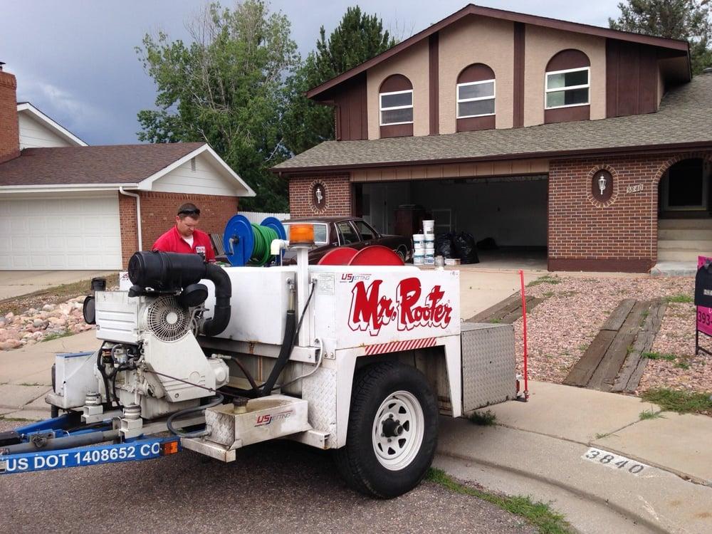 Mr. Rooter Plumbing - Colorado Springs