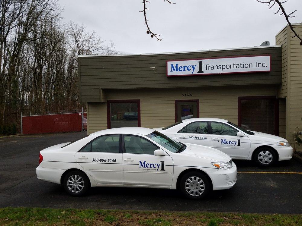 Mercy 1 Transportation