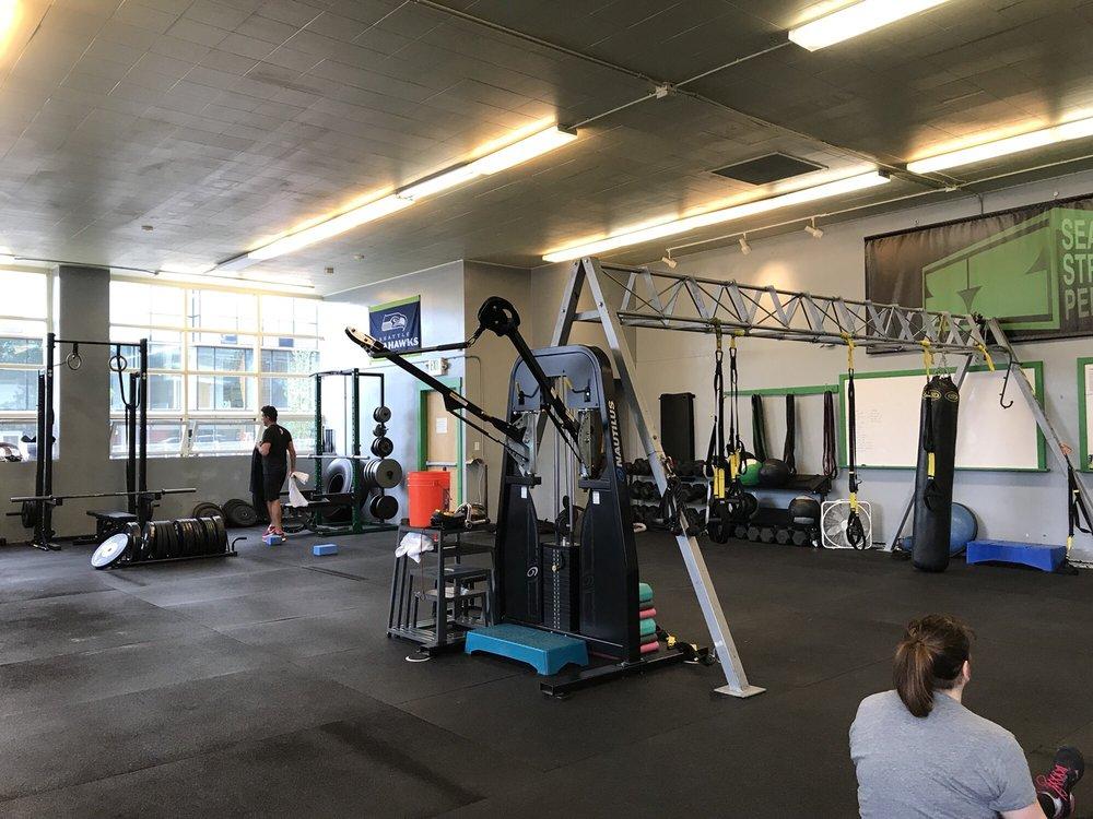 Seattle Strength & Performance: 525 Dexter Ave N, Seattle, WA