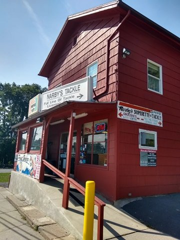 Narby's Superette & Tackle: 1292 Oak Orchard Rd, Kent, NY
