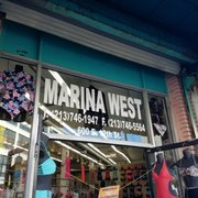 5dbf3186209 Their business card Photo of Marina West - Los Angeles