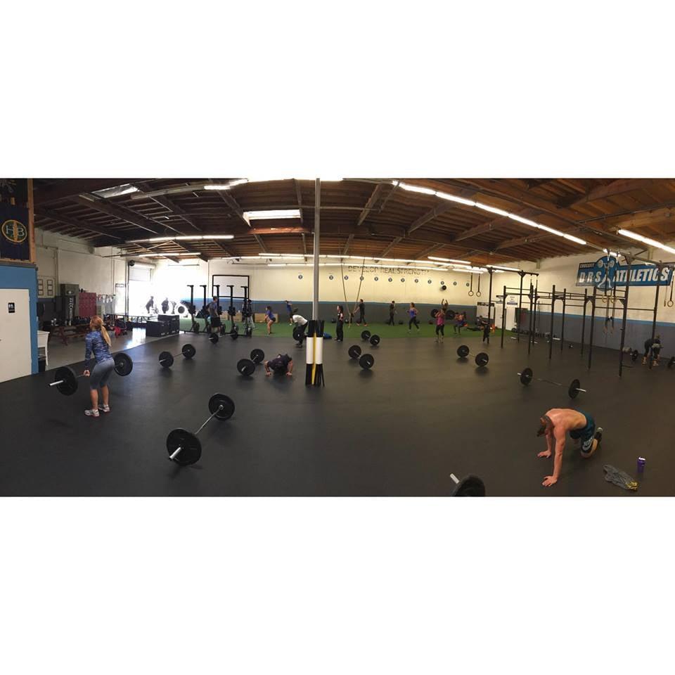 Athlétisme CrossFit DRS