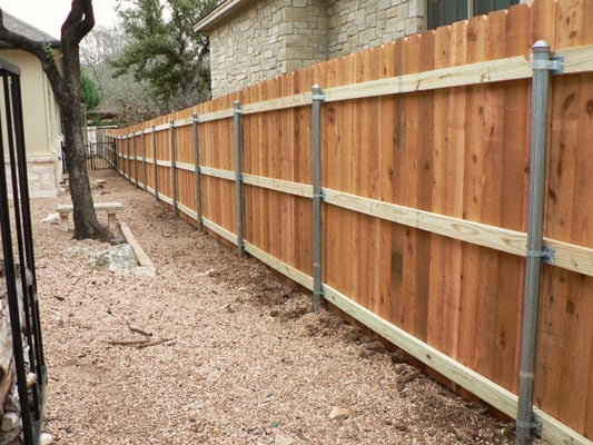 Gary Burton Fence Replacement Repair Contractors