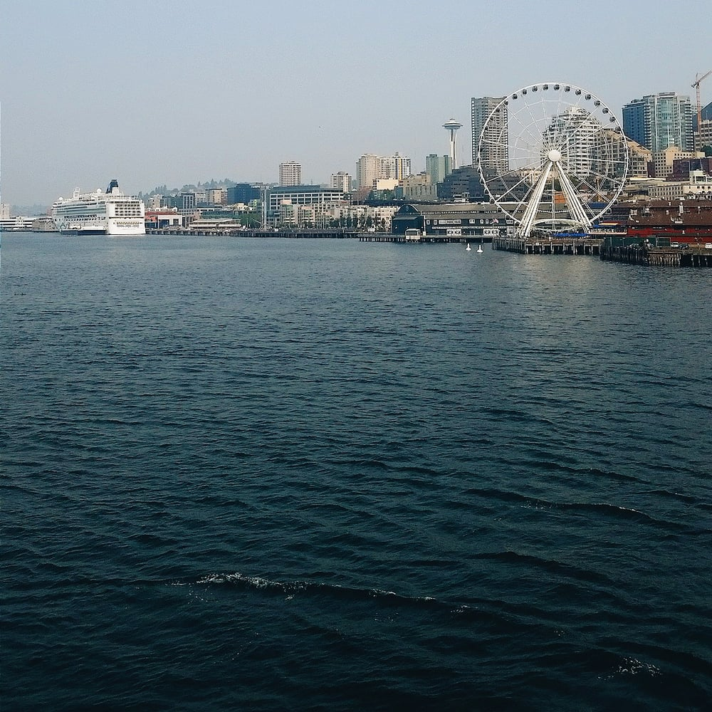 Price For Seattle Ferry From Bainbridge Island