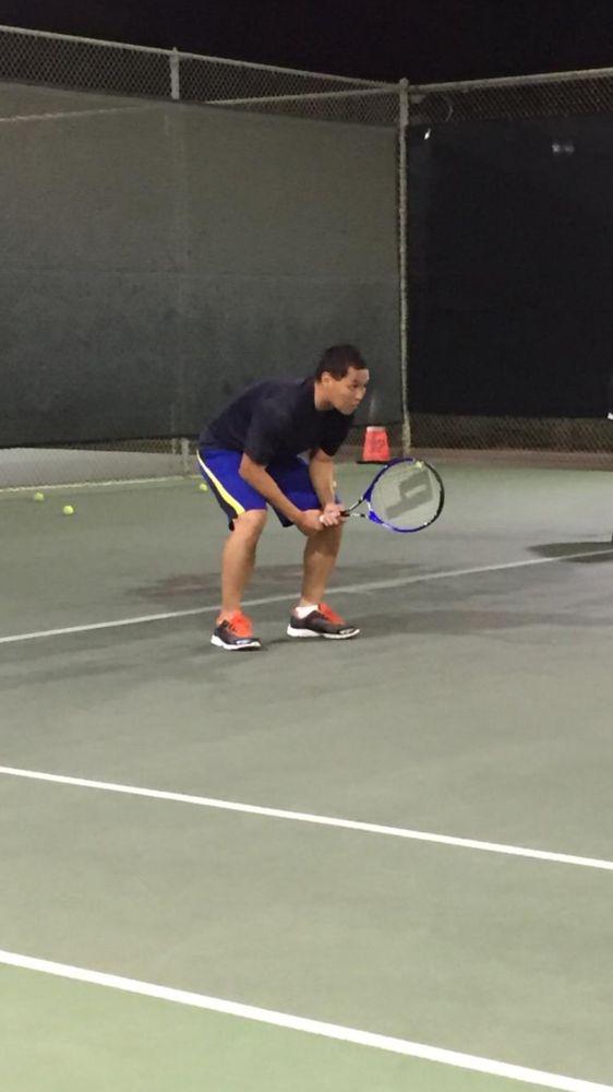 Miramar College Tennis Courts