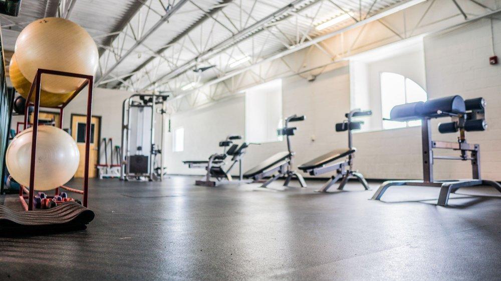 Social Spots from Jackson Sport & Fitness