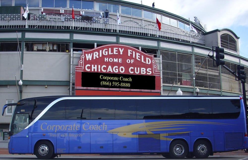 Corporate Coach: 2165 Estes Ave, Des Plaines, IL