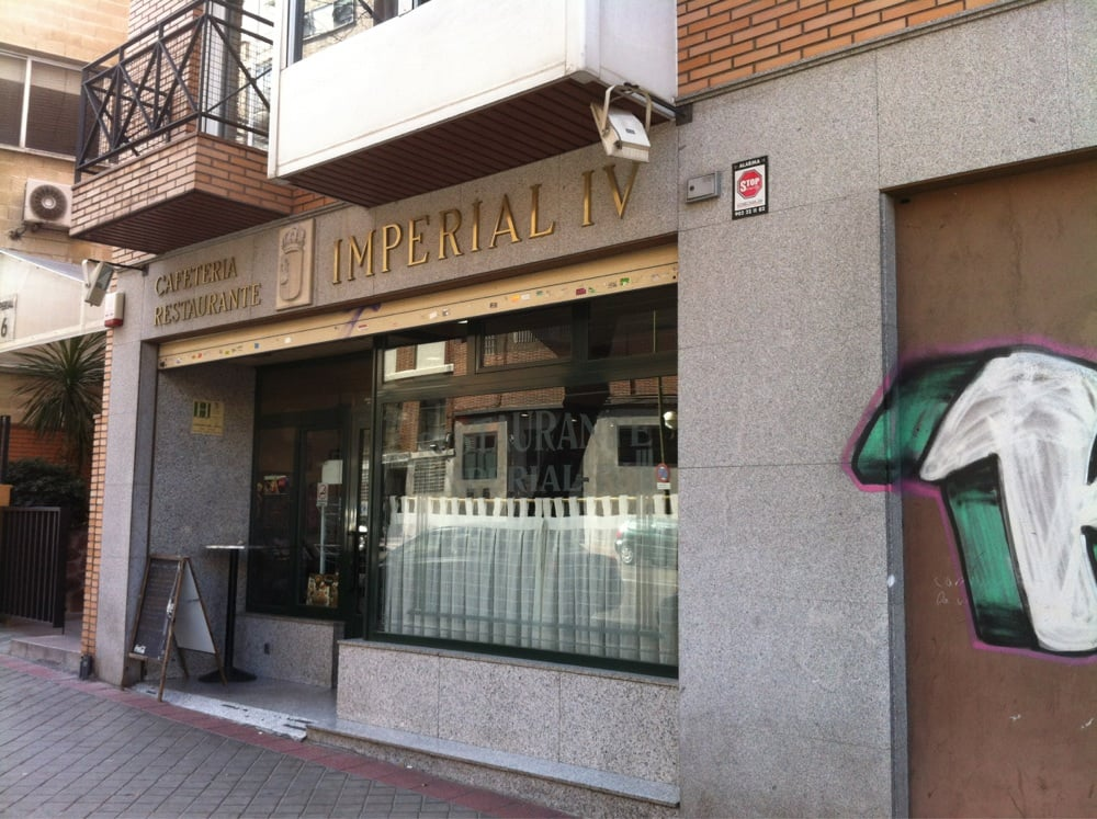 Imperial iv spansk paseo imperial 4 arganzuela - Paseo imperial madrid ...