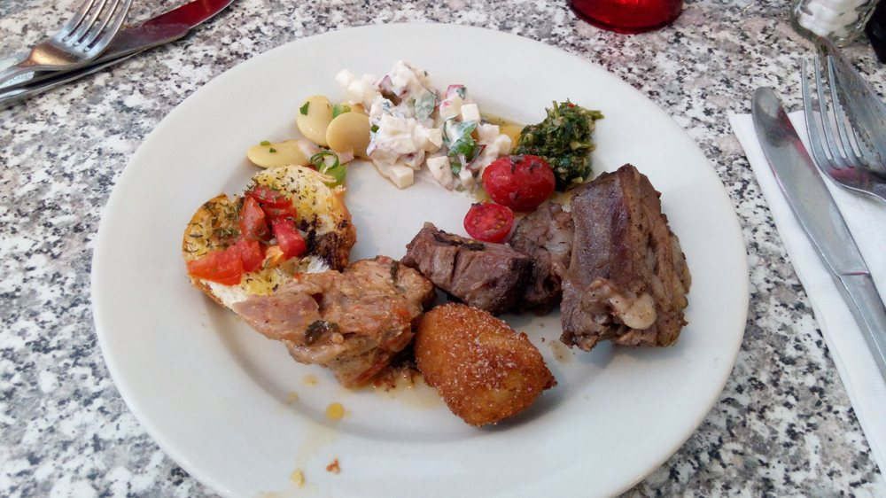 Ipanema Brazilian Steakhouse: 4055 Old Milton Pkwy, Alpharetta, GA