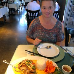 Photo Of The Basil Leaf Thai Sushi Restaurant Winston M Nc