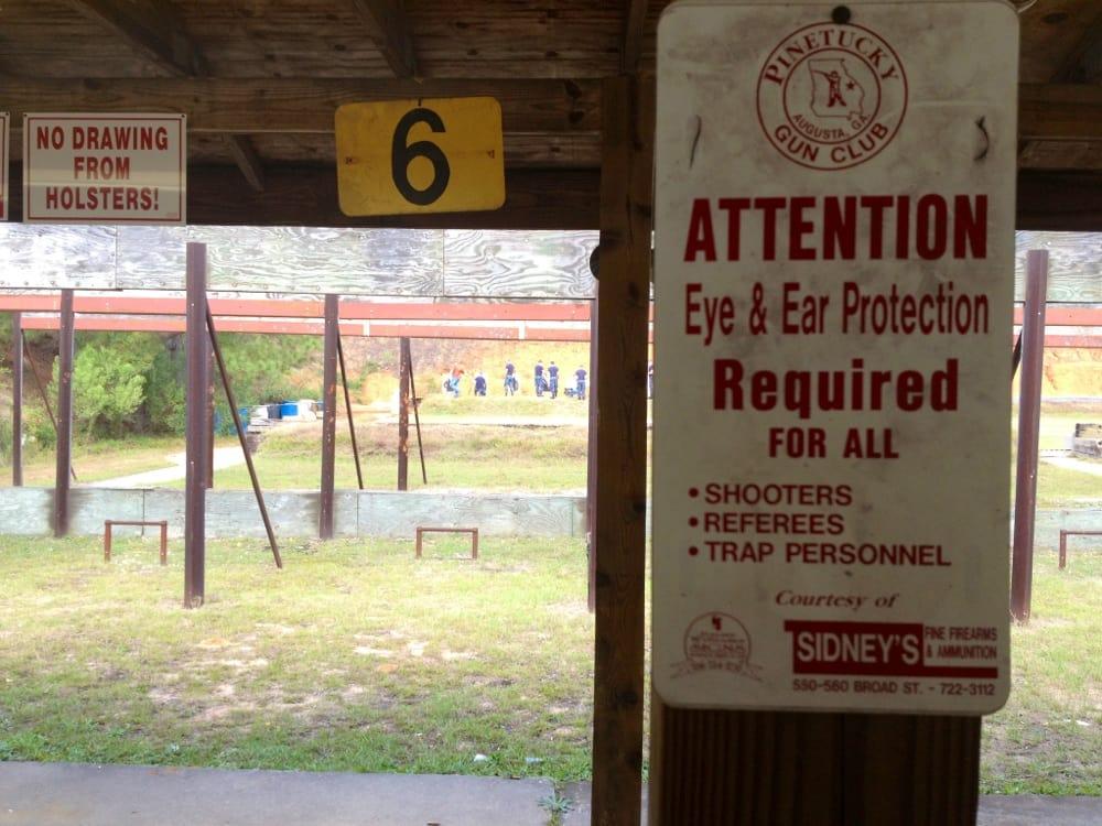 Pinetuckey Gun Club: Camp Josey Rd, Augusta, GA