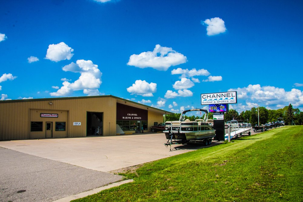 Channel Marine and Sports: 101 4th St Sw, Richmond, MN