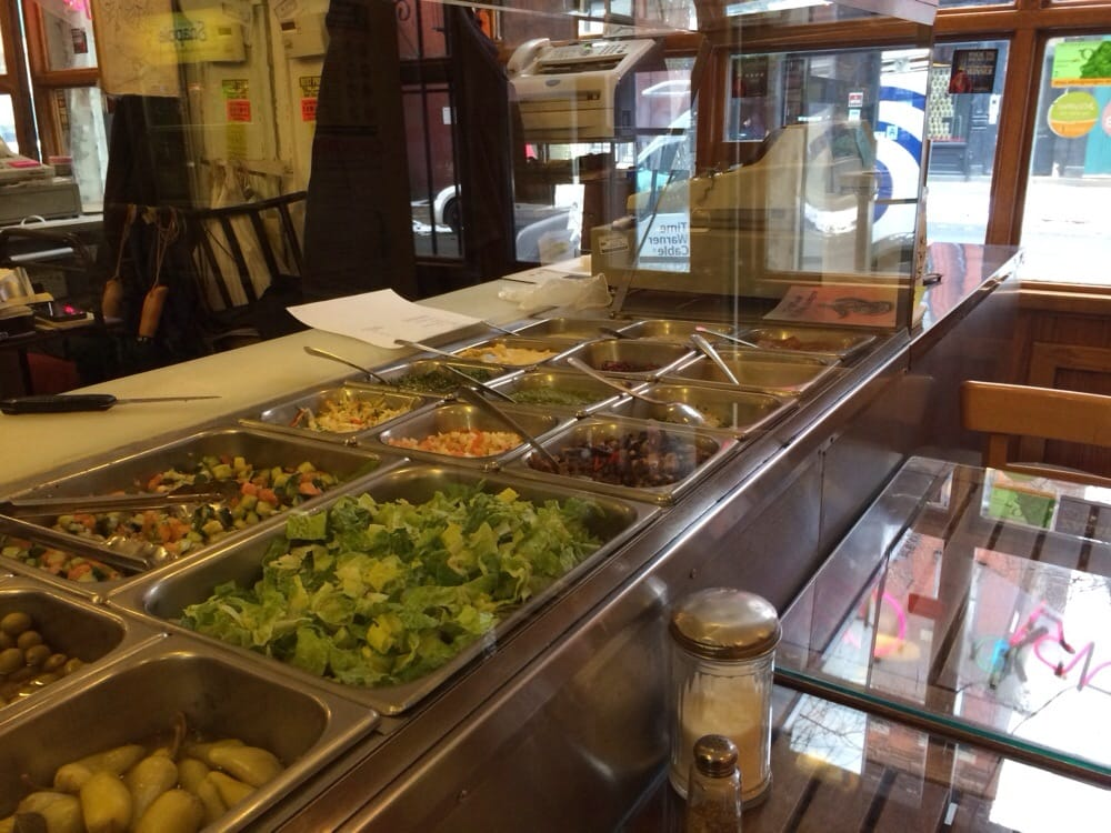 Azuri Cafe Review