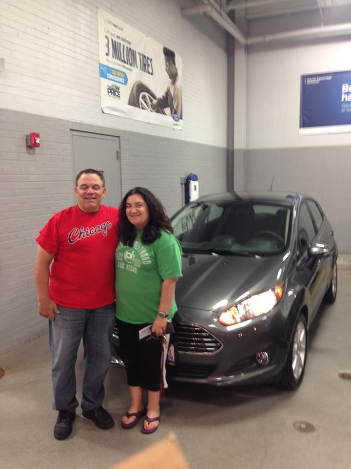 Happy customer thank you from currie motors ford yelp for Currie motors frankfort service department