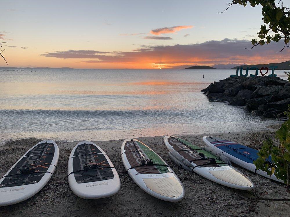 Bright Paddle: Culebra, PR