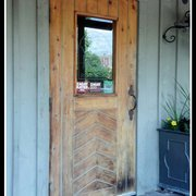 Even With A Photo Of The Back Burner Hockessin De United States Door