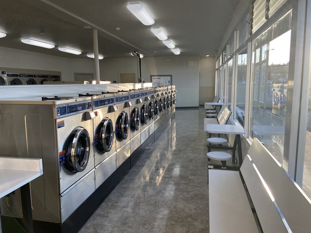 Fresh Coast Laundry Works: 1921 Virginia Ave, North Bend, OR