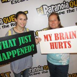Paranoia Quest 169 Photos 26 Reviews Escape Games 3333