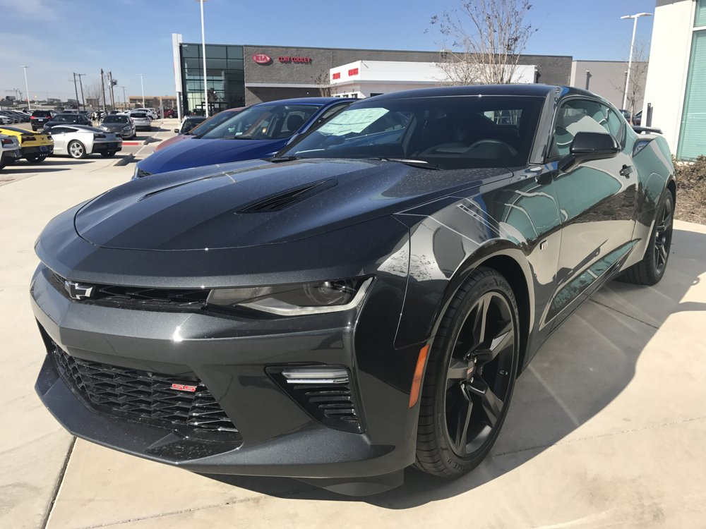 Photo Of Clay Cooley Chevrolet   Irving, TX, United States. 2018 Chevy  Camaro