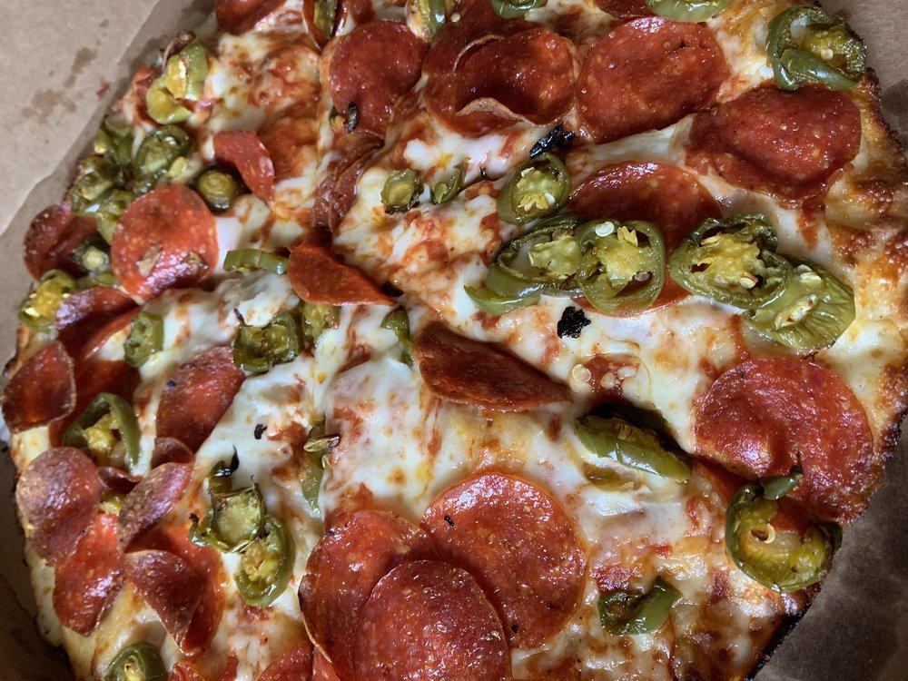 Domino's Pizza: 11400 Sean Haggerty Dr, El Paso, TX