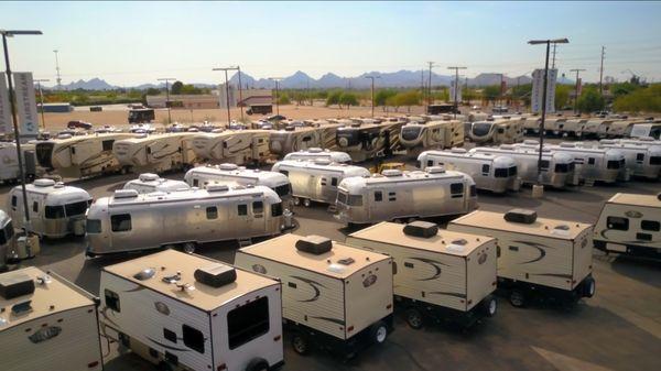 Lazydays RV Sales & RV Service 3200 E Irvington Rd Tucson, AZ Repair