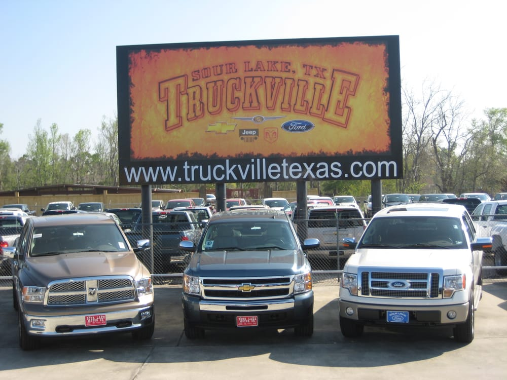In Truckville We Carry The Ram Chevrolet And Ford Line Of Trucks