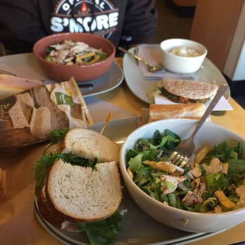 Panera bread 39 photos 109 reviews sandwiches 310 for Asian cuisine hoboken nj