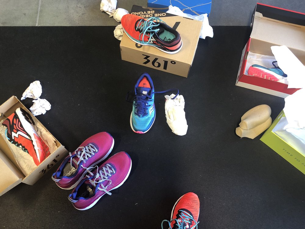 Charlotte Running Company: 146 Mooresville Commons Way, Mooresville, NC