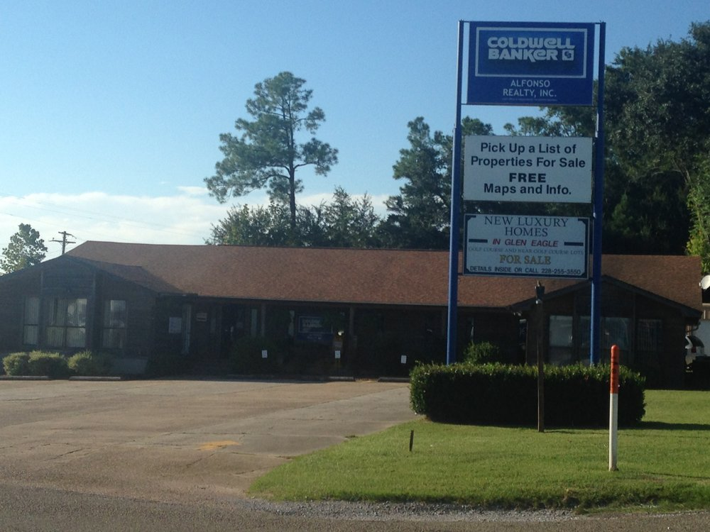 Coldwell Banker Alfonso Realty: 4300 Gex Rd, Diamondhead, MS