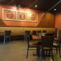Fusion asian cafe