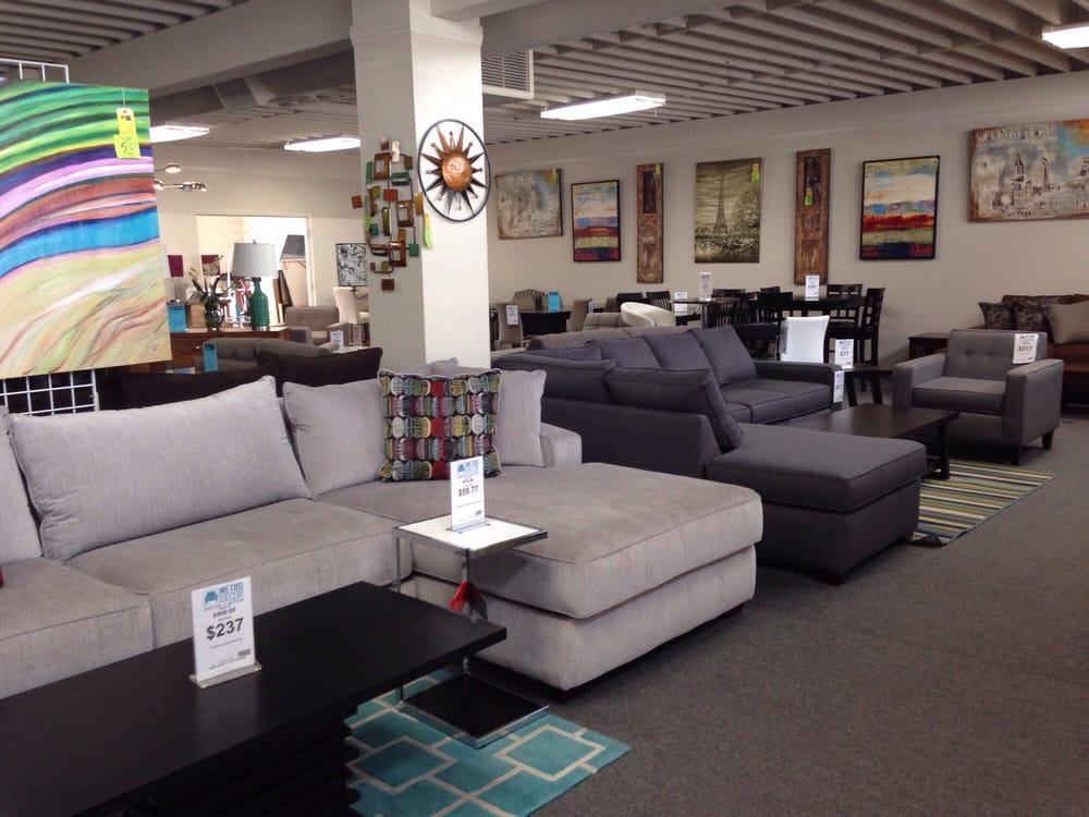 metro furniture decor showroom express
