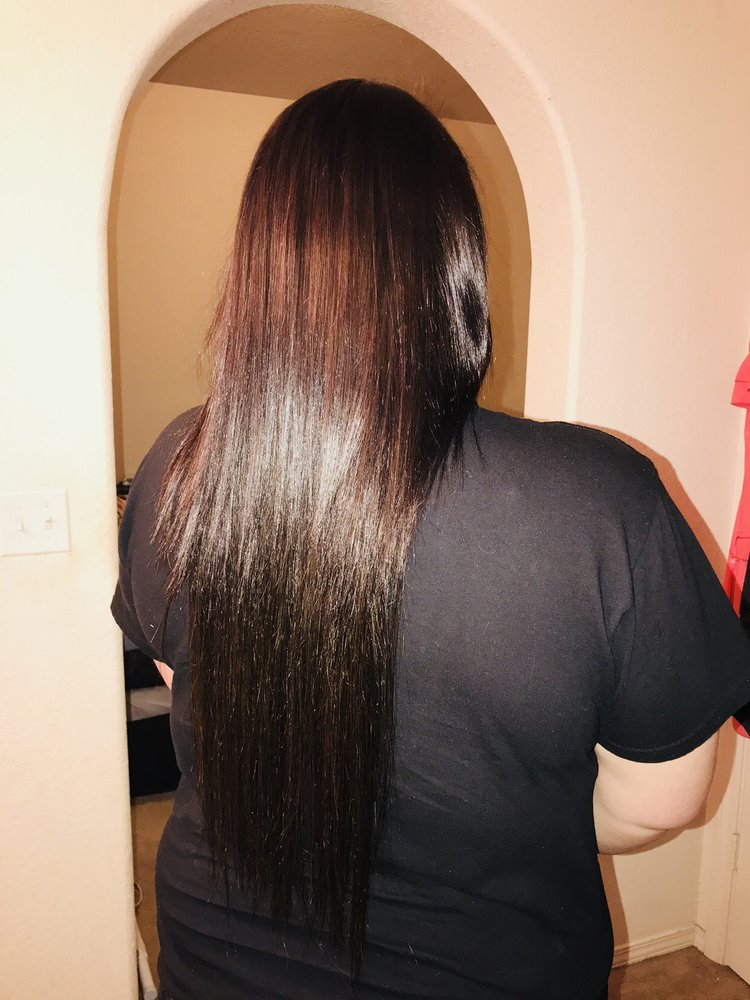 Micro Link Hair Extensions By Mariah Yelp