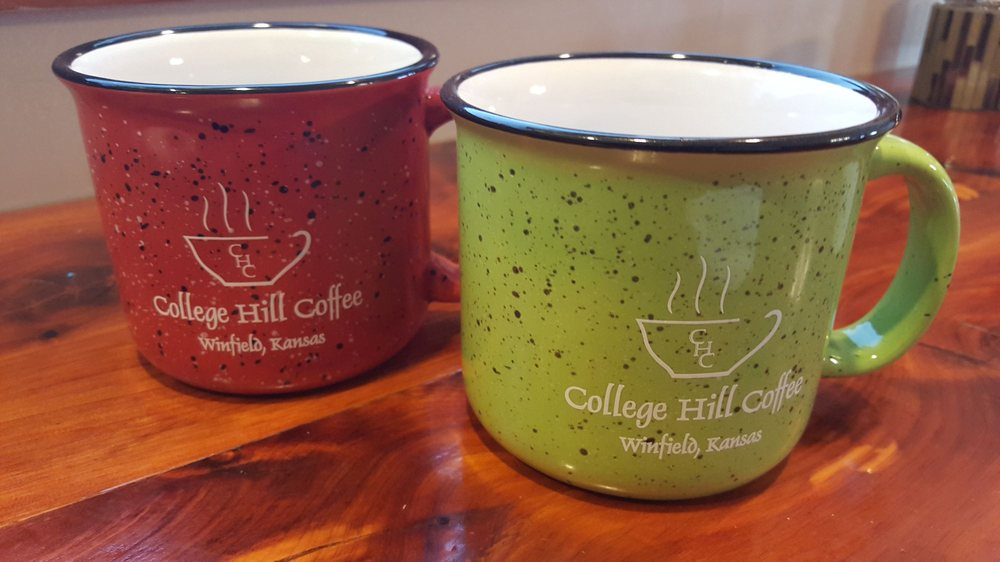 Food from College Hill Coffee
