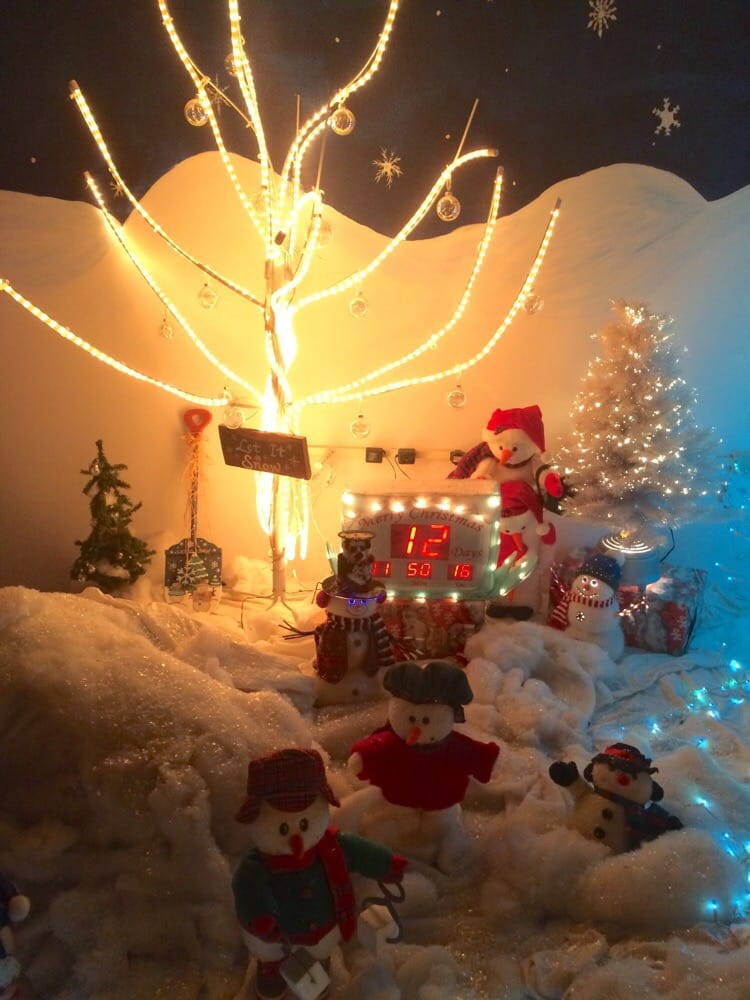 Winter Wonderland: 215 W Monroe, Jonesboro, AR