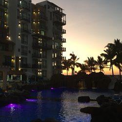 Photo Of El Cid Marina Beach Hotel Mazatlán Sinaloa Mexico Evening Stroll