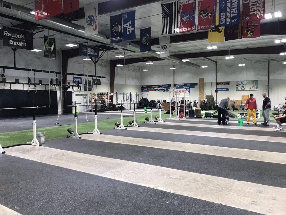 The Gym, CrossFit Kilo: 3109 Venture Way, Cedar Falls, IA