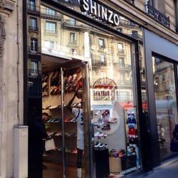 Shinzo 10 Avis Vêtements de sport 39 Rue Etienne