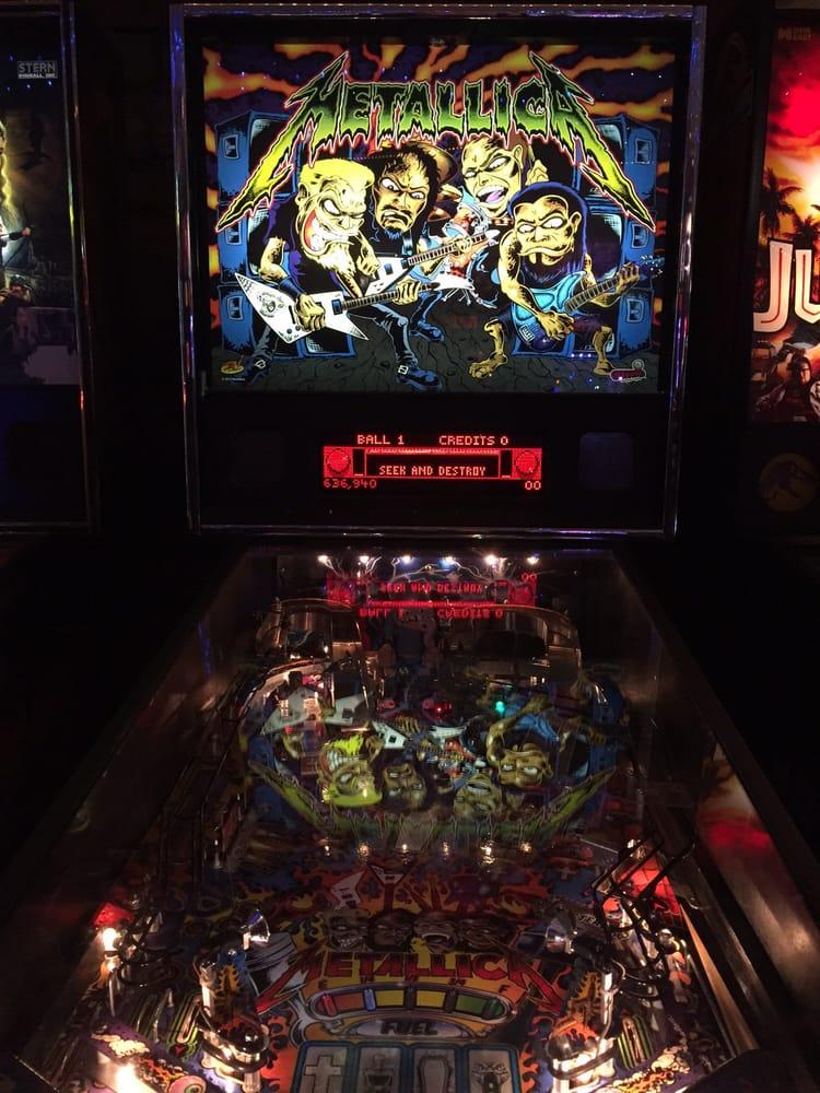 Pinball Jones: 107 Linden St, Fort Collins, CO
